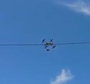 电网巡线、喷涂(无人机)机器人