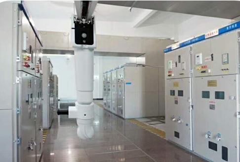 基于电力物联网技术的智能配电房