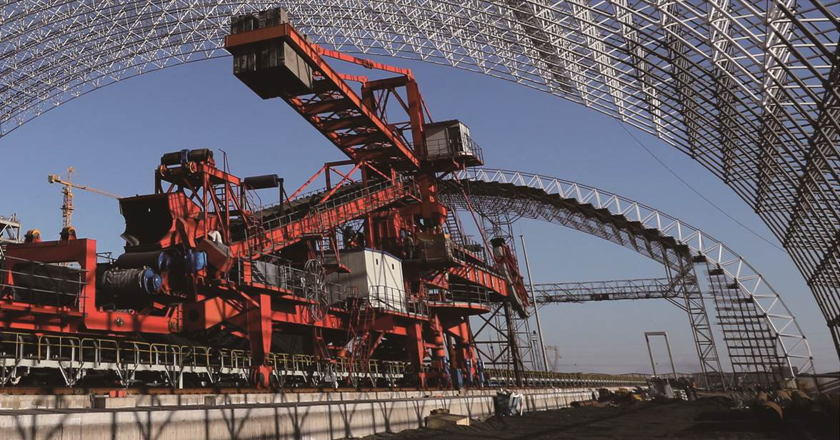 无人机智能盘煤
